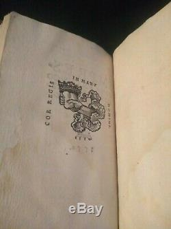 1550 Liber Octo Questionum Trithemius Witchcraft Extremely Rare