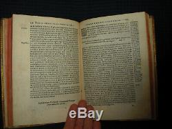 1576 Questio De Strigibus Spina Witchcraft Extremely Rare