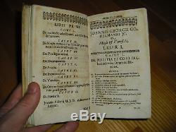 1676 De Magis Veneficis Et Lamiis Godelmann Witchcraft Very Rare