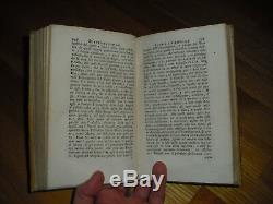 1774 DISSERTAZIONE SOPRA I VAMPIRI DAVANZATI VAMPIRES RARE 1st ED