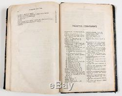 1887 Imperial Russian PUSHKIN Poems Dramas Antique Book RARE edition