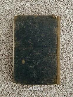 1888 Book of Mormon antique RARE