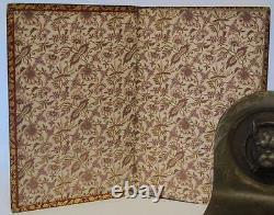 1891 ELIZABETHEAN POEMS Leather FINE BINDING Rare ANTIQUE BOOK Vtg 1st Ed GIFT
