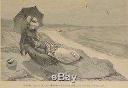 1898 LITTLE WOMEN Civil War Victorian RARE Antique SLAVERY men LOUISA MAY ALCOTT