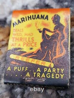 1937 Assassin of Youth Rare High Times Collectible