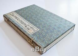 1955 RARE CHINESE BOOKS Qi Baishi Zhang Da PAINTINGS WOODCUTS IN 2 VOLUMENS