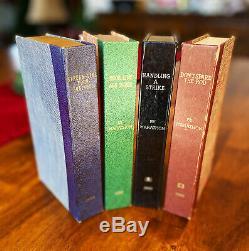4 VINTAGE MARATHON LURE BOOKS, RARE 1963,58,55, &50, 3 COMPLETE WithLURES, NO RES
