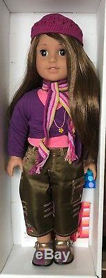 American Girl Doll of the Year MARISOL DOOL 2005 Retired RARE GT2005 Book Box