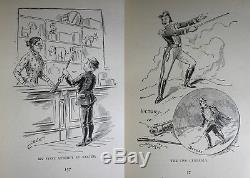 Antique 1890 PT BARNUM DOLLARS & SENSE Greatest Showman Circus 1st ED RARE