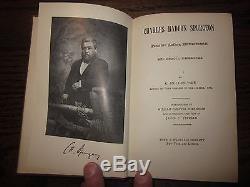 Antique 1892c. H Spurgeona Complete Set Of Spurgeons Memorial Libraryrare