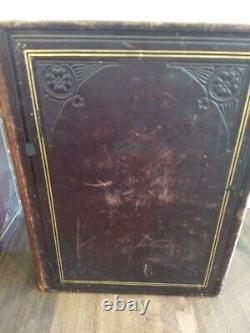 Antique 1895 Standard Dictionary of the English Language Books Set 2 Vols Rare