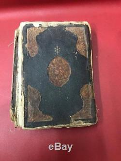 Antique Islamic Manuscript Ottoman Koran-Quran Very Rare 342-BOOK PAGES ALL