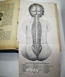 Antique Medical Book Medicine German Rare & Edition S Books Surgery Ed 2 First