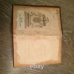 Antique Medical Book Robert Whytt 1765 First Edition Psychiatry Rare