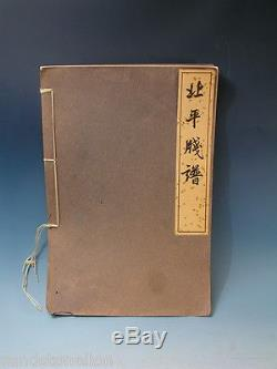 Antique Rare Chinese Paintings (16) Large Book SWITZERLAND