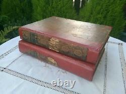 Antique Russian Dictionary 1791 Very rare Book Good Condition