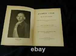 Antique True Stories of Great Americans 6 books VERY RARE
