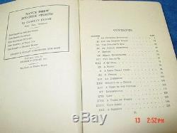 Antique Vintage Book Nancy Drew The Secret at Shadow Ranch Rare