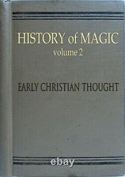 Antique book history occult magic esoteric witchcraft rare manuscript grimoire 2