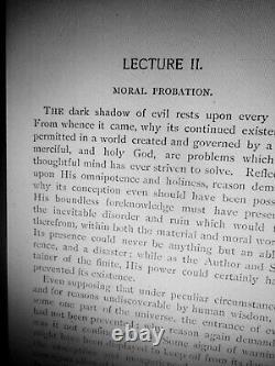 Antique book occult black magic rare esoteric manuscript diabology satan satanic