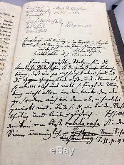 Antique book rare edition Immanuel Kant Kritik der reinen Vernunft 1787