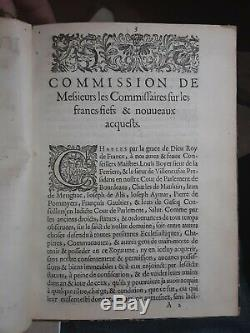 Antique rare books 1700s