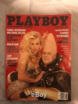 August 1993 Playboy Very Rare Great Condition