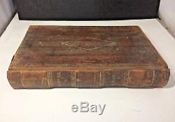 Boston, Mass. 1849 1850 Antique Handwritten General Store Ledger Rare Day Book