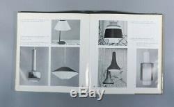 Brugskunst. Møbler. Tekstiler. Lamper. Rare book on Danish Furniture Lighting