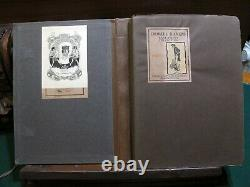 CHARLES DICKENS 1st ed Rare Print Collection 1900 ANTIQUE SET of ILLUSTRATIONS
