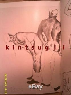 COLT ALBUM Rare 1973 Barrington vtg Jim French Muscle Beefcake nude male Gay Art