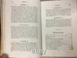 Captivity of the Oatman Girls R. B. Stratton 1859 Rare 3rd Ed. Antique Book