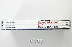 Carlo MOLLINO Rare Italian Book 1950's Mid Century Modern Design Eames Gio Ponti