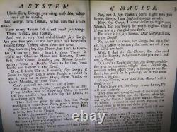 Complete system of magic antique book witchcraft rare occult esoteric grimoire