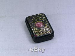 Daniel Sanders Moment Lexikon Antique Miniature Book 1897 Rare to find