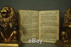Der Lang Verborgene Freund rare antique old book German folk magic