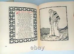 Die Bucher Der Bibel 3 Volume Set 1923 RARE German Antique Book Ephraim Lilien