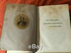 EXTREMELY RARE. ANTIQUE BOOK ON PUERTO RICO LITERATURE. 1862. Tapia y Rivera