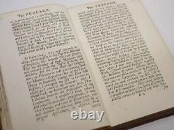 Extremely Rare Pre Jacobite Antique Book Scottish History Published 1714