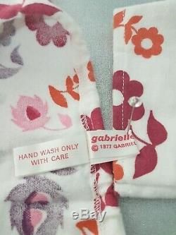 Fabulous Early Paddingtonstumpy Bear In Rare Flowered Pj's(new)+vintage Book