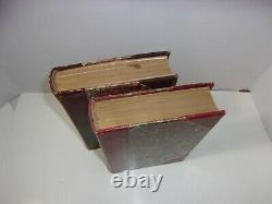 Frontier Forts of Pennsylvania 2 volume set Rare Antique Book with fold out maps