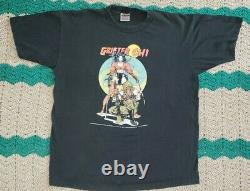 GRIFTER SHI VINTAGE RARE SEXY 90'S COMIC BOOK T-SHIRT TUCCI XL pre-owned