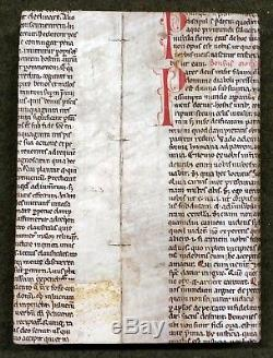 INCUNABLE 1494 Rare Example of Military Incunabilia Book Incunabula