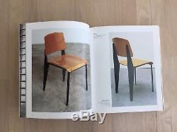 JEAN PROUVE BOOK Galerie Jousse Seguin & Navarra Paris 1998 RARE 1st Ed