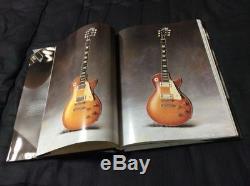 Japanese edition photo book of The VINTAGE GUITAR Rare! BURST GANG