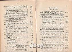 Judaica Russian Antique Book Index to the literature on Zionism 1st Ed. 1903 Rare
