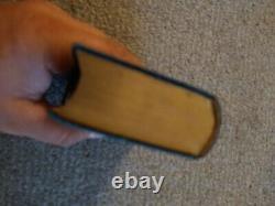 KJV Holy Bible Compact Vintage Antique Rare