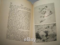 MARS 1921 William H. Pickering Harvard Astronomy Station Jamaica Antique Rare