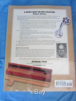 Mint A Source Book For Rule Collectors Rare Antique Guide Book Phillip E Stanley