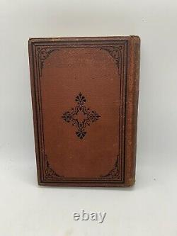 Modern Diabolism Spiritualism M J Williamson 1873 Antique Occult HC Book RARE